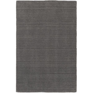 Costine Black Rectangle 2 Ft. x 3 Ft. Rugs