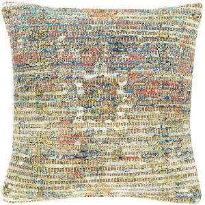 Coventry Multi-Color 18-Inch Throw Pillow