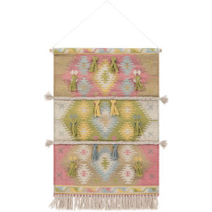 Adia Olive Wall Hanging