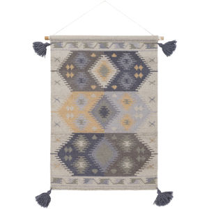 Adia Navy Wall Hanging