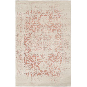 Dantel Rose Rectangle 5 Ft. 3 In. x 7 Ft. 3 In. Rugs