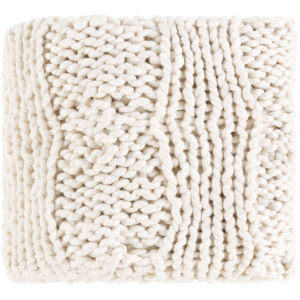 Denton Ivory Throw