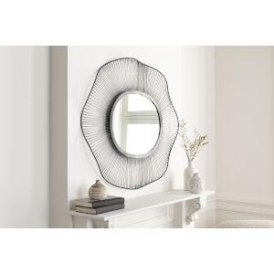 Emes Black Wall Mirror