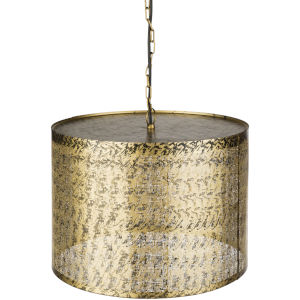 Foster Gold One-Light Pendant