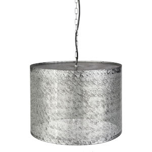Foster Silver One-Light Pendant
