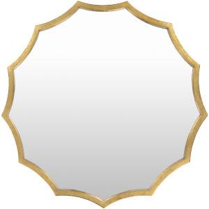 Gia Gold Mirror