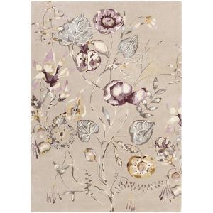 Harlequin Khaki Rectangle 8 Ft. x 10 Ft. Rugs