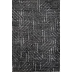 Hightower Black Rectangular: 4 Ft. X 6 Ft. Rug