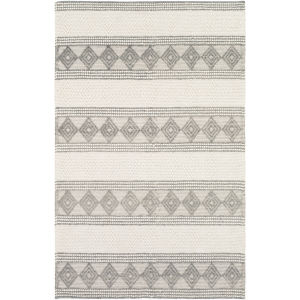Hygge Charcoal Rectangular: 6 Ft. X 9 Ft. Rug