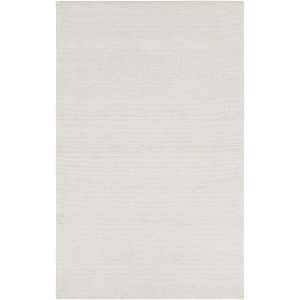 Hygge White Rectangular: 5 Ft. X 7 Ft. 6 In Rug