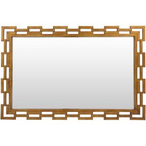 Iman Gold Mirror