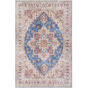 Iris Mauve Rectangle 3 Ft. 6 In. x 5 Ft. 6 In. Rugs