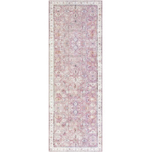 Iris Violet Runner 2 Ft. 6 In. x 7 Ft. 6 In. Rugs