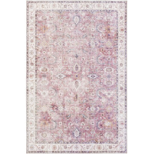 Iris Violet Rectangle 5 Ft. x 7 Ft. 6 In. Rugs