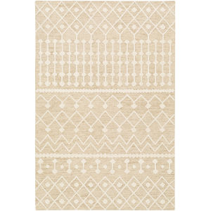 Izmir Khaki Rectangle 6 Ft. x 9 Ft. Rugs