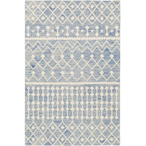 Izmir Denim Rectangle 8 Ft. 10 In. x 12 Ft. Rug