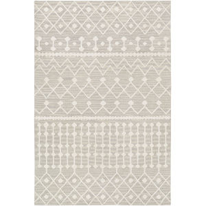 Izmir Light Gray Rectangle 8 Ft. x 10 Ft. Rugs
