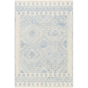 Izmir Denim Diamond Rectangle 8 Ft. x 10 Ft. Rug