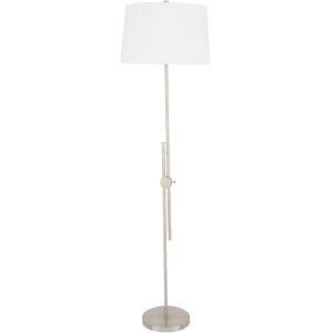 Jace Nickel 17-Inch One-Light Floor Lamp