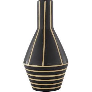 Kisii Black Vase