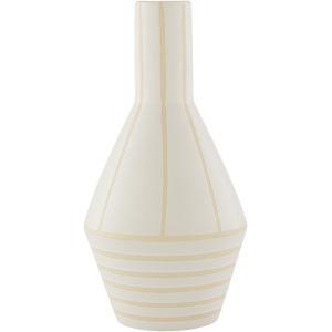 Kisii White Vase
