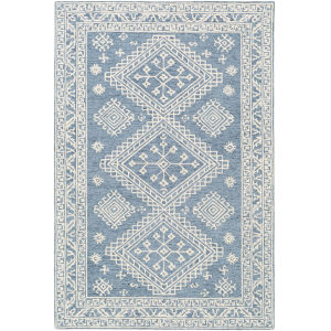 Kayseri Blue Rectangle 2 Ft. x 3 Ft. Rug