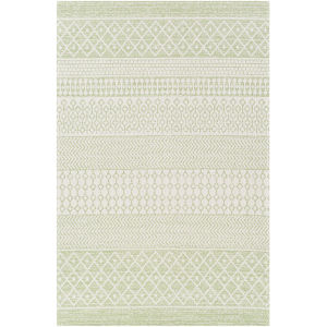 La Casa Grass Green Rectangle 6 Ft. 7 In. x 9 Ft. Rug