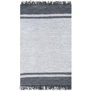 Lexington Charcoal and Light Gray Rectangular: 8 Ft. x 10 Ft. Rug