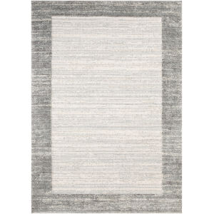 La Maison Medium Gray Rectangle 2 Ft. x 3 Ft. Rugs