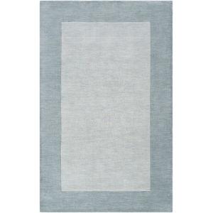 Mystique Pale Blue Rectangle 5 Ft. x 8 Ft. Rugs