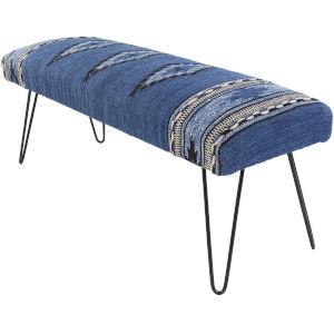 Miriam Dark Blue Bench