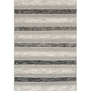 Mardin Black Rectangle 6 Ft. x 9 Ft. Rugs