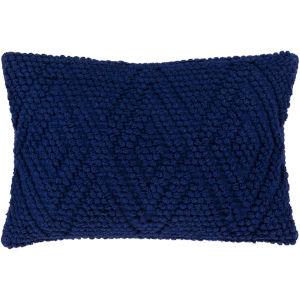 Merdo Navy 14-Inch Pillow Cover