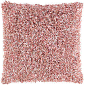 Merdo Coral 20-Inch Throw Pillow