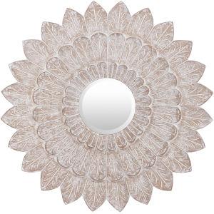 Maneka Tan 36-Inch Wall Mirror