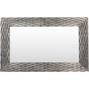 Milla Silver Mirror