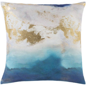 Mira Multicolor 22 x 22 Inch Throw Pillow