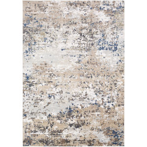 Milano Tan Rectangular: 6 Ft. 9 In X 9 Ft. 6 In Rug