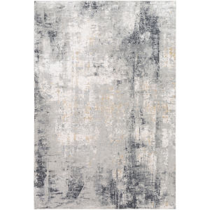 Milano Light Gray Rectangular: 2 Ft. 7 In X 5 Ft. Rug