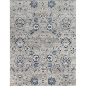 Monaco Medium Gray Rectangle 7 Ft. 10 In. x 10 Ft. 3 In. Rugs