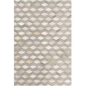Medora Medium Gray Rectangle 5 Ft. x 7 Ft. 6 In. Rugs