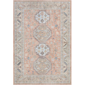 Murat Blush Rectangle 6 Ft. 7 In. x 9 Ft. Rug