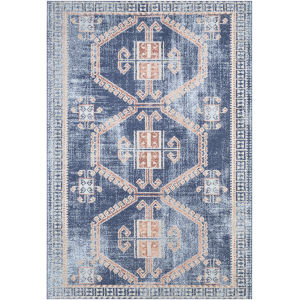 Murat Navy Rectangle 7 Ft. 10 In. x 10 Ft. Rug