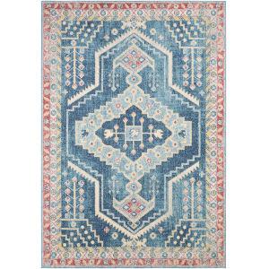 Murat Blue Rectangle 7 Ft. 10 In. x 10 Ft. Rug