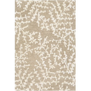 Opus Khaki Rectangle 5 Ft. x 7 Ft. 6 In. Rugs