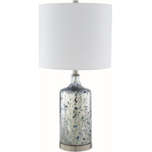 Ormond Silver One-Light Table Lamp