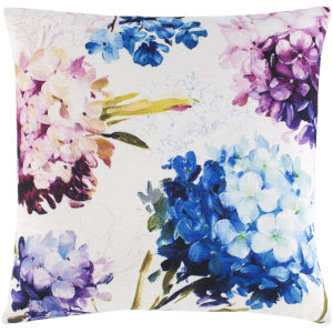 Perenial Multi-Color 18-Inch Throw Pillow