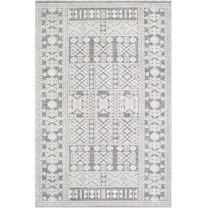 Ariana Medium Gray Rectangle 5 Ft. 3 In. x 7 Ft. 3 In. Rug