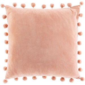 Serengeti Rose 20 x 20 Inch Throw Pillow