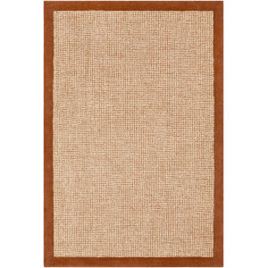 Siena Camel Rectangle 6 Ft. x 9 Ft. Rugs